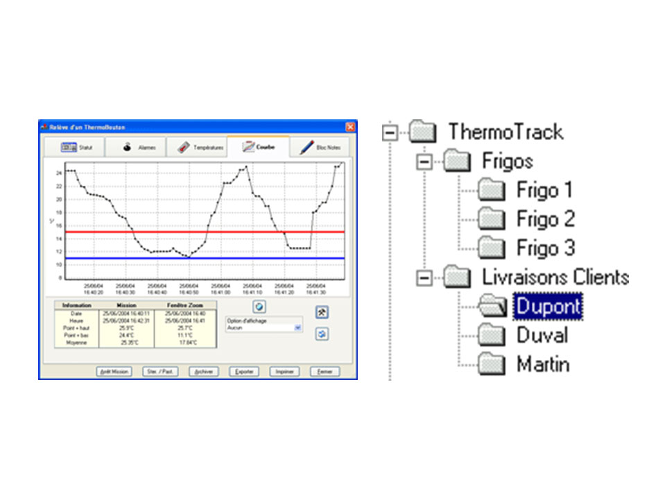 Thermotrack PC Pro (Software)